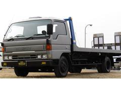 タイタントラック積載車 ユニック製 6MT ウィンチ付き ETC