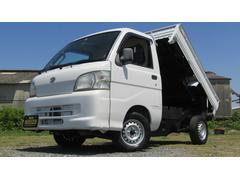 ハイゼットトラック電動ダンプ エアコン パワステ 4WD