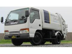 エルフトラックパッカー車 積載2t 富士重工製
