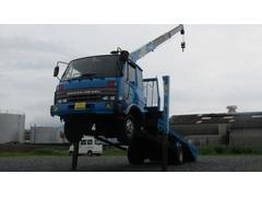 コンドル回送車 ハイジャッキ タダノ3段クレーン ベッド 全塗装済み