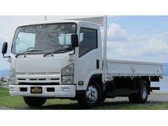 エルフトラックターボ 平ボディー ワイドロング 6MT 全塗装済