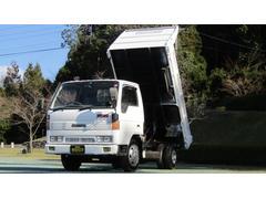 タイタントラック低床 2tダンプ 全塗装済み コボレーン付き 5MT