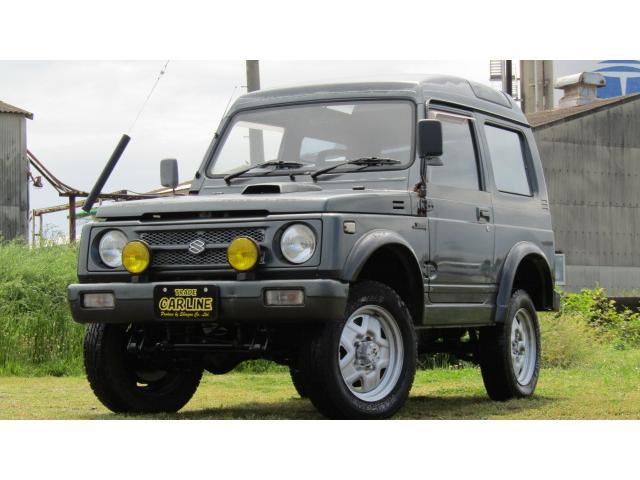 パノラミックルーフEC 4WD リフトアップ  社外マフラー(1枚目)