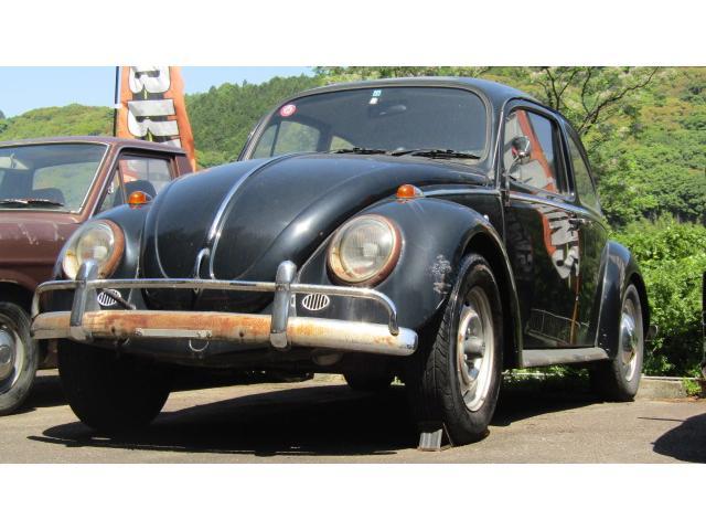 フォルクスワーゲン 1600 タイプI  キャブ車 左ハンドル ETC