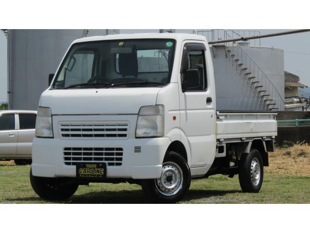 スズキ KCエアコン・パワステ 2WD