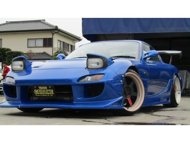 「マツダ」「RX-7」「クーペ」「長崎県」の中古車
