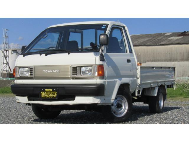 トヨタ タウンエーストラック ロングSシングルジャストローDX