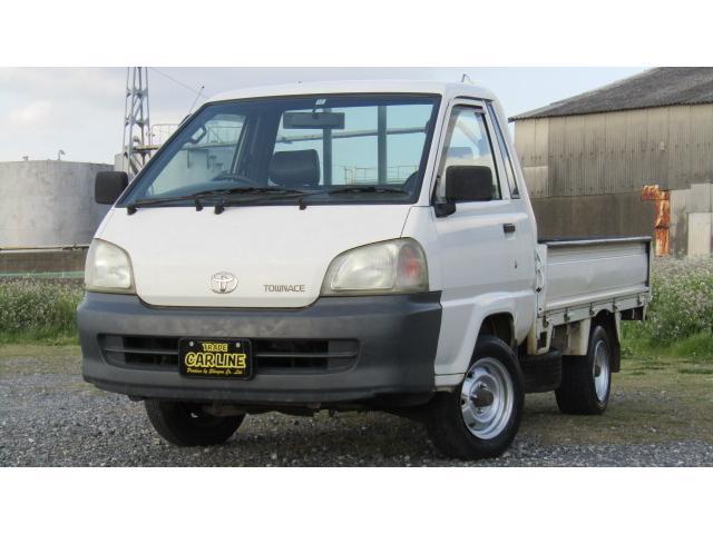 トヨタ タウンエーストラック SシングルジャストローDX