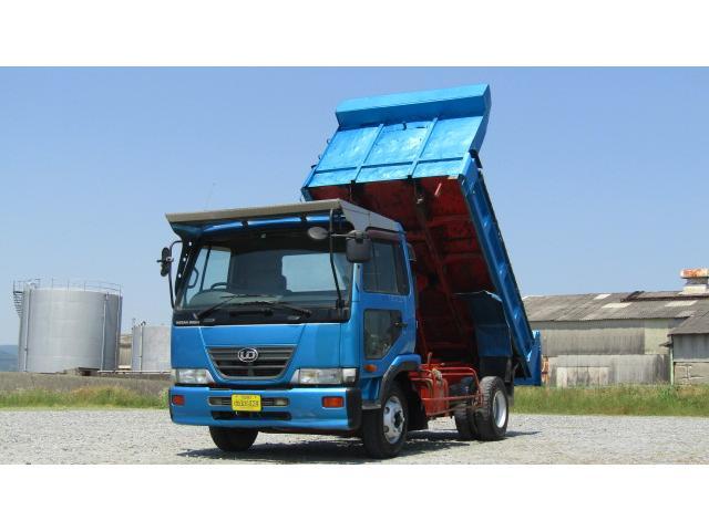 UDトラックス 4tダンプ コボレーン 6MT