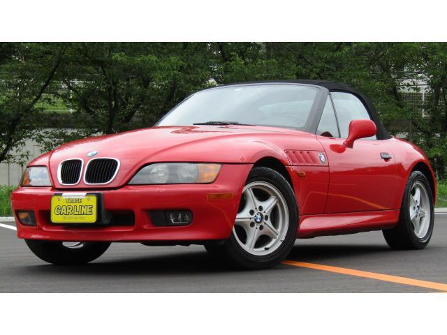 BMW Z3ロードスター ロードスター5MT 左ハンドル オープンカー