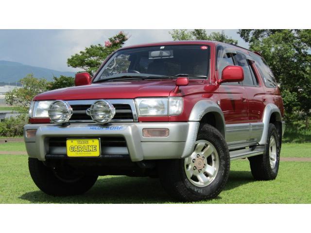 「トヨタ」「ハイラックスサーフ」「SUV・クロカン」「長崎県」の中古車