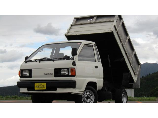 トヨタ ライトエーストラック  深箱ダンプ ステンレス箱