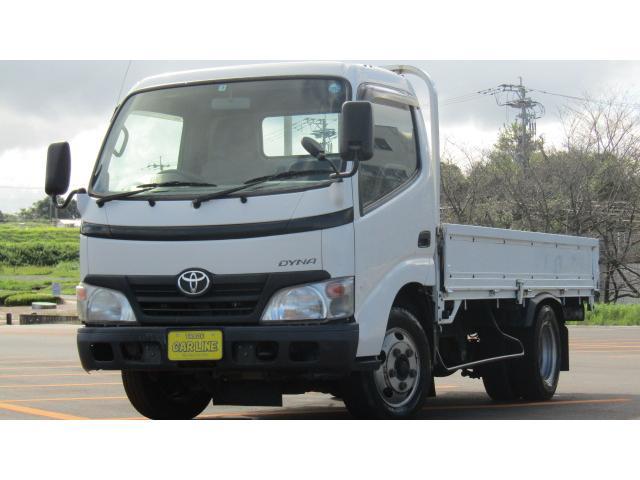 トヨタ ダイナトラック セミロングフルジャストロー 5MT