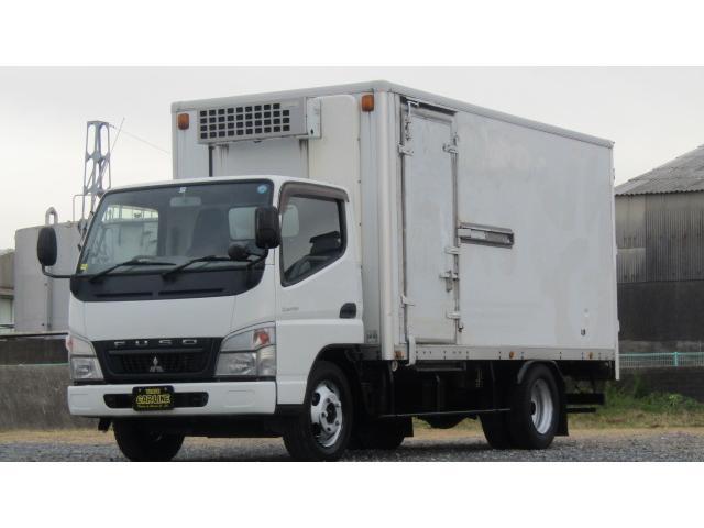 三菱ふそう  冷凍冷蔵車 -30°設定 4WD