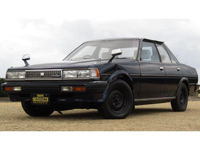 トヨタ クレスタ スーパールーセント GX71 純正5MT