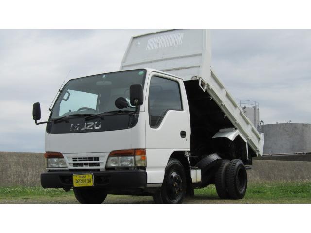 いすゞ エルフトラック ダンプ 4.3ディーゼル 高床 2000kg積載
