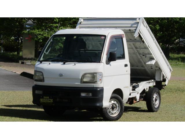 ダイハツ ハイゼットトラック ローダンプ 3方開 電動式
