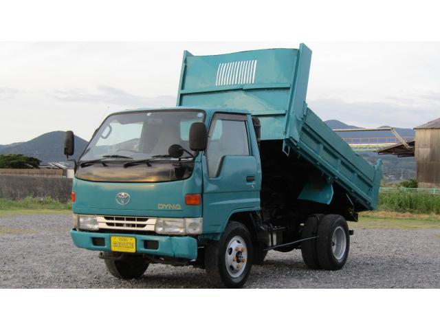 トヨタ ダンプ 4.1ディーゼル 高床 4WD