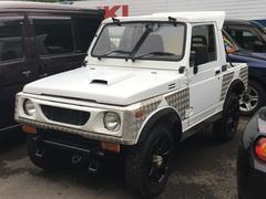 ジムニーターボ 幌 エアコン パワーステアリング 4WD 社外AW