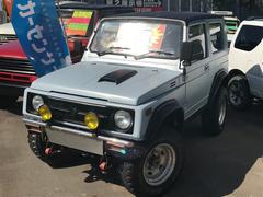 ジムニーHC 5速MT 4WD リフトアップ 全塗装済 社外アルミ