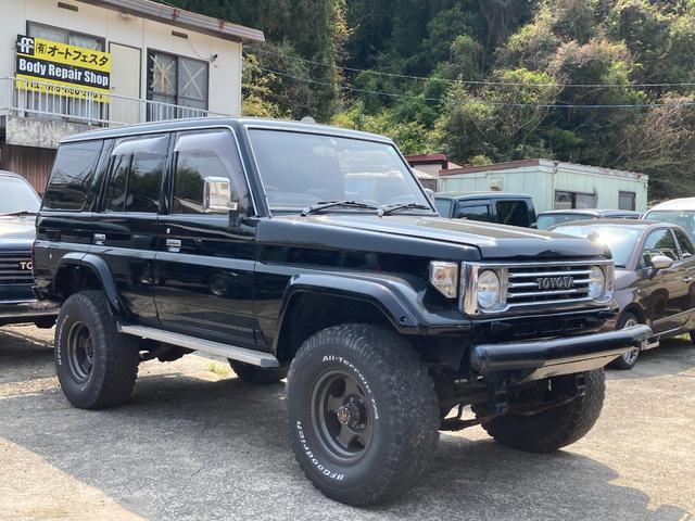 「トヨタ」「ランドクルーザー70」「SUV・クロカン」「長崎県」の中古車