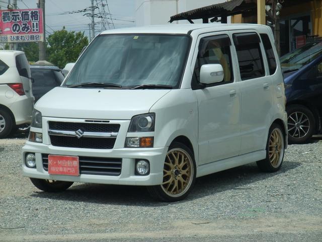 スズキ RR-Sリミテッド CDMDタイミングチェーンターボ