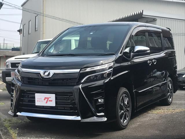 トヨタ ZS 煌II 登録済未使用車 禁煙車ナビ付