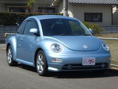 VW ニュービートルコローレ500台限定車 CDオーディオ キーレス 純正アルミ