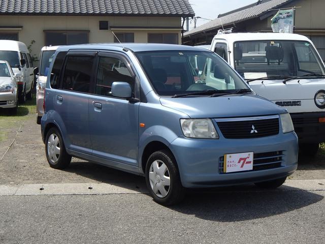 三菱 M CD・MD再生 キーレス ベンチシート
