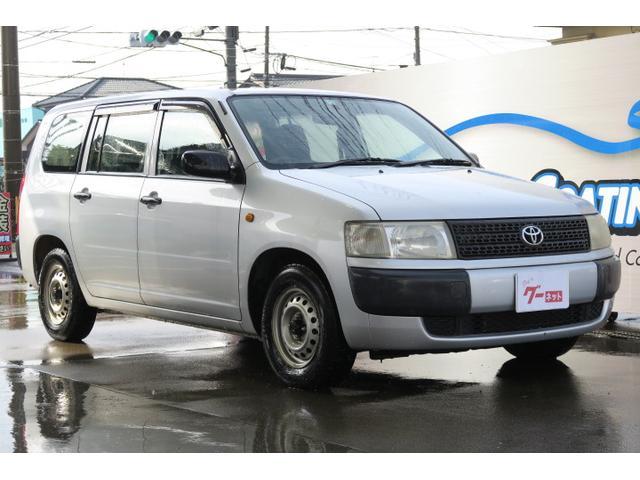 トヨタ プロボックスバン DX ETC エアコン パワステ 商用