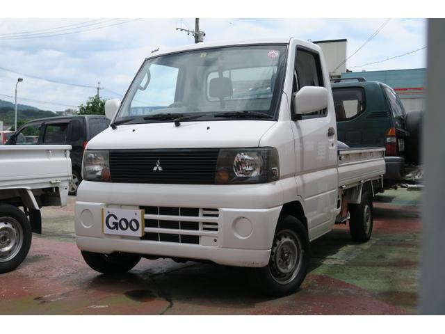三菱 ミニキャブトラック VXスペシャルエディション 4WD AC PS