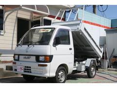 ハイゼットトラックダンプ 4WD エアコン セレクトHiLo切り替え4WD
