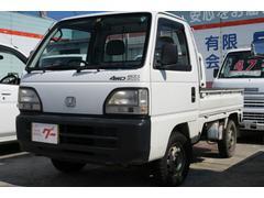 アクティトラック4WD ラジオ 三方開き エアコン