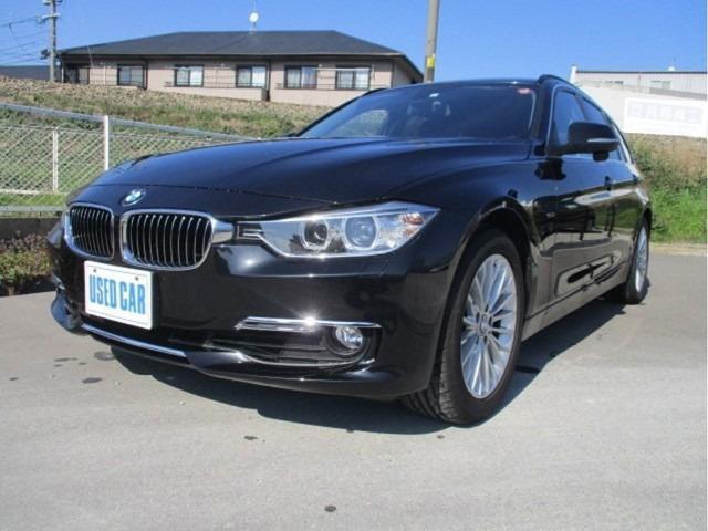 BMW 320i xDriveツーリング ラグジュアリー 本革 ナビ