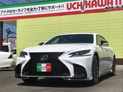 LSLS500 Fスポーツ 4WD モデリスタ SR 本革
