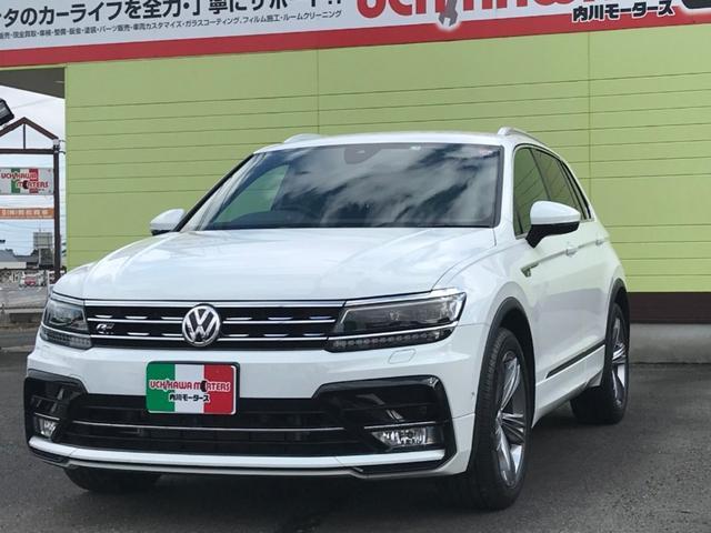 「フォルクスワーゲン」「VW ティグアン」「SUV・クロカン」「佐賀県」の中古車