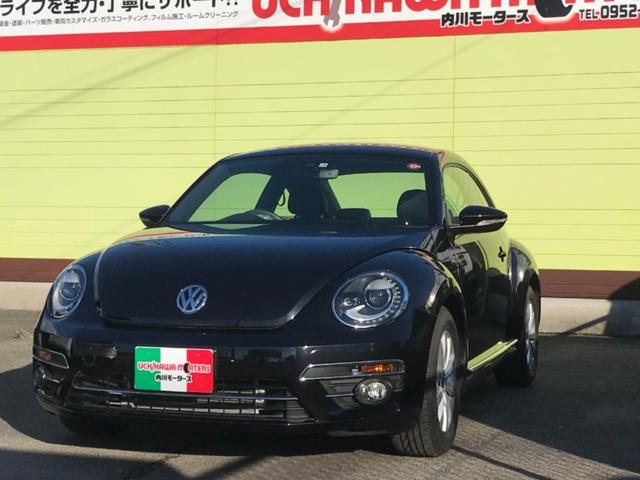 「フォルクスワーゲン」「VW ザビートル」「クーペ」「佐賀県」の中古車