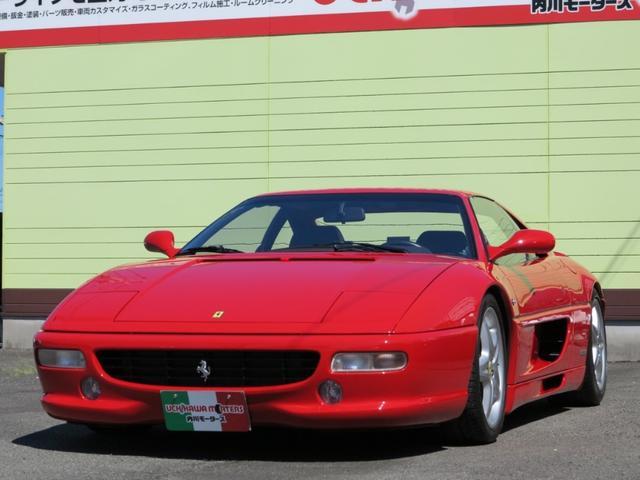 フェラーリ ベルリネッタ 左ハンドル ディーラー車 フル装備 F1マチック リアチャレンジグリル クライスジークマフラー/F1サウンド バルブトロニック エキゾーストシステム