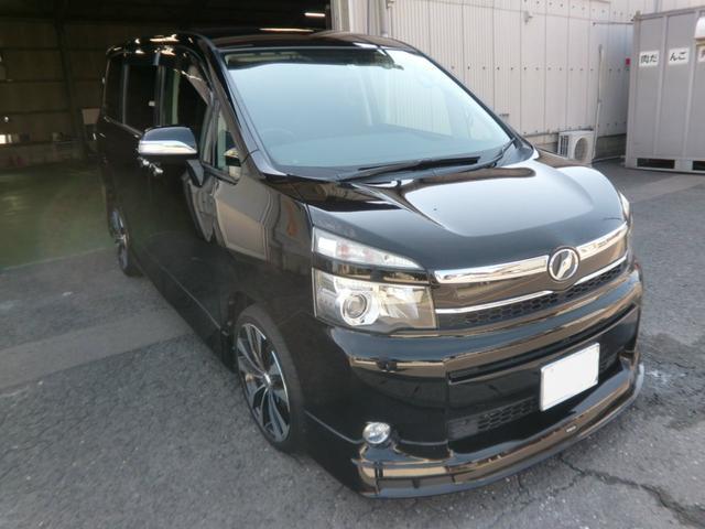 トヨタ トランス-X モデリスタエアロ 社外18インチアルミ 4WD