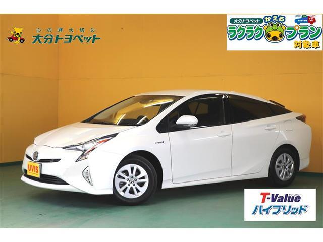 トヨタ Sセーフティプラス 社外SDナビ フルセグ HV保証