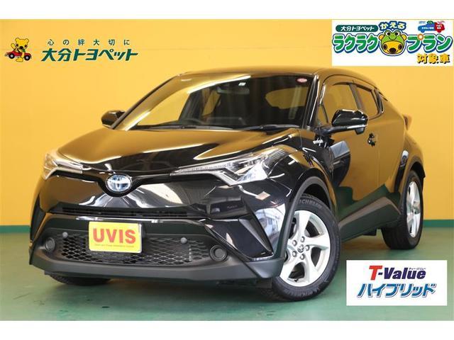 トヨタ S LEDパッケージ 9インチSDナビ フルセグ HV保証