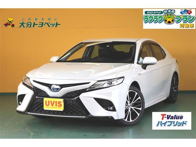 カムリ(トヨタ) WS 中古車画像