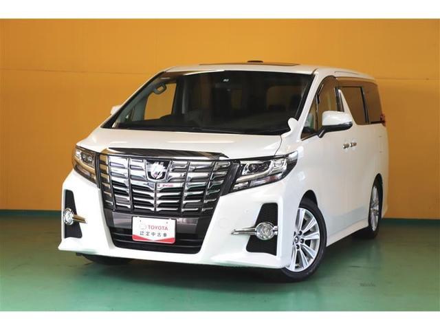 トヨタ アルファード S Aパッケージ 社外SDナビ サンルーフ 2年保証