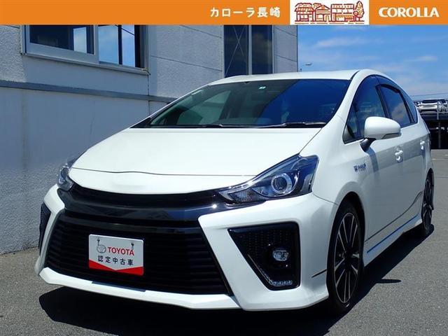 トヨタ Sツーリングセレクション・G's メモリーナビ ETC
