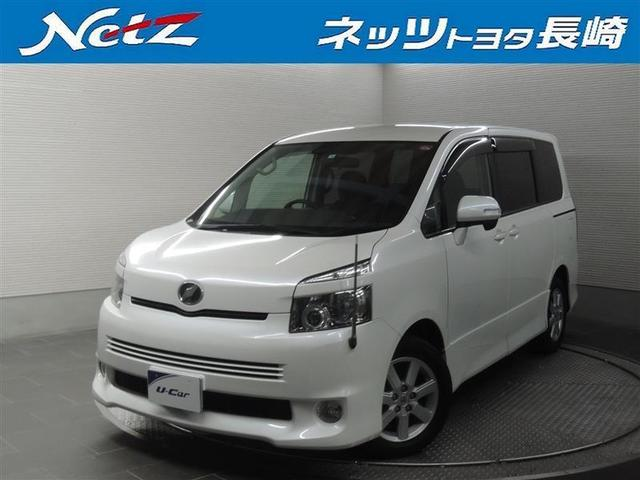 「トヨタ」「ヴォクシー」「ミニバン・ワンボックス」「長崎県」の中古車