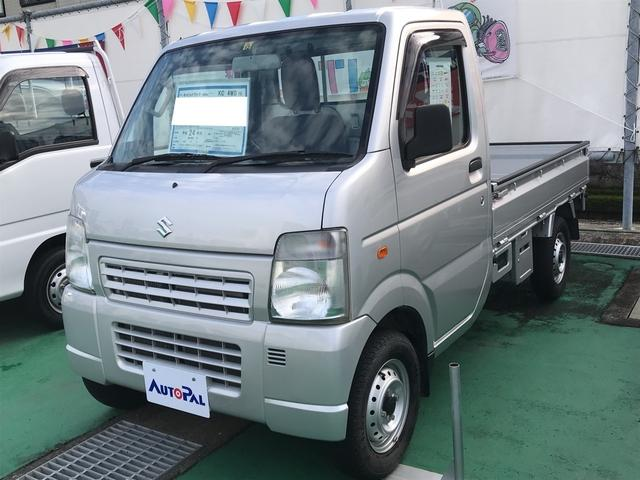 スズキ KC 4WD AC MT 修復歴無 軽トラック