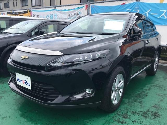 「トヨタ」「ハリアー」「SUV・クロカン」「佐賀県」の中古車