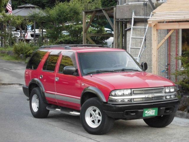 シボレー 5D 4WD