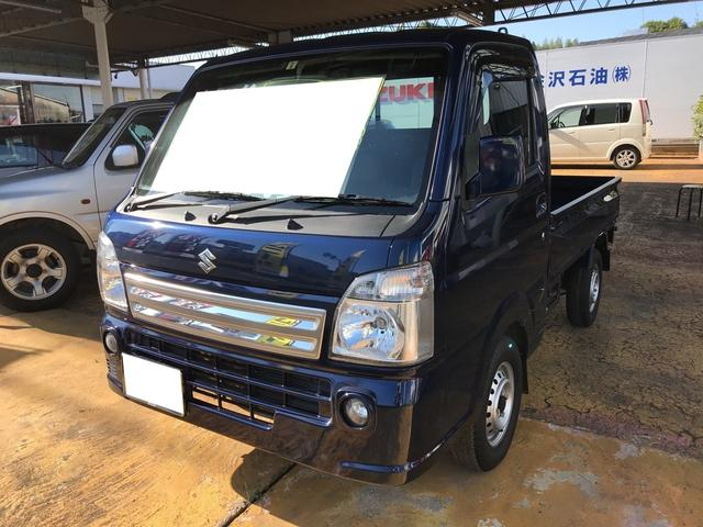 スズキ KX 4WD AC MT 軽トラック TV ナビ