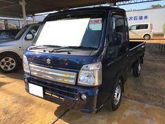 キャリイトラックKX 4WD AC MT 軽トラック TV ナビ